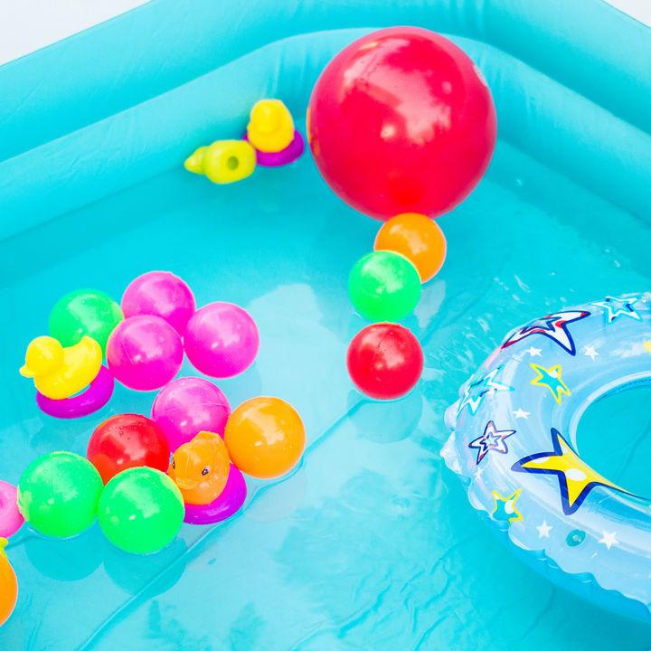 【小児科医監修】とびひになったらプールはいつから入れる?目安となる日数