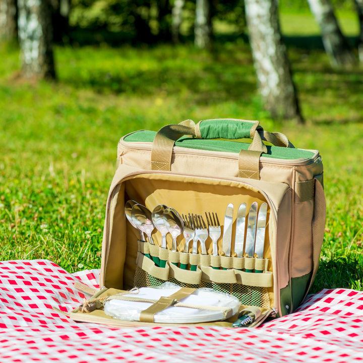 ピクニックバッグの選び方。おしゃれな保冷バッグや折りたたみタイプ