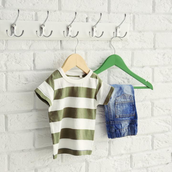 男の子の子ども服へのリメイク。大人のTシャツなどを使ったやり方