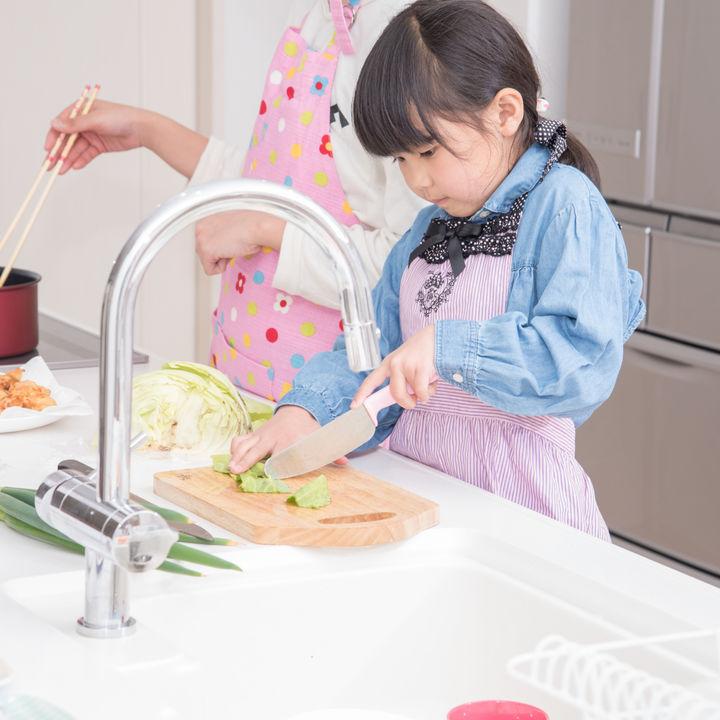 子どもと料理を楽しもう。作ったレシピや準備した道具などママたちの体験談