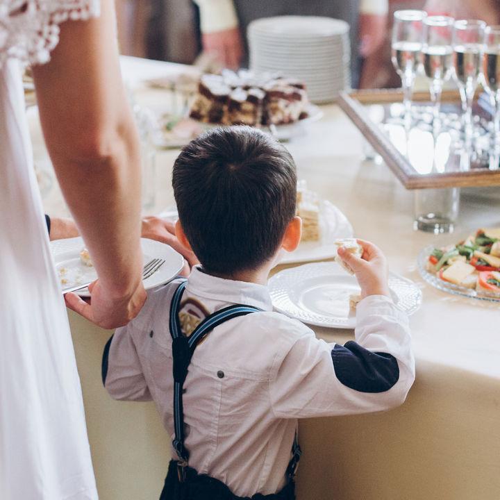 結婚式の子どもの服装。神社で和装の場合に用意した服装など