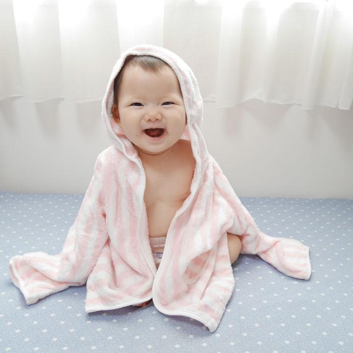 子どもとのお風呂タイム。バスローブは必要?