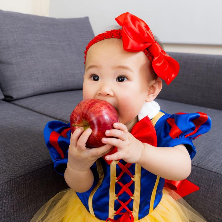 女の子とハロウィンを楽しもう!手作り衣装や髪形の工夫