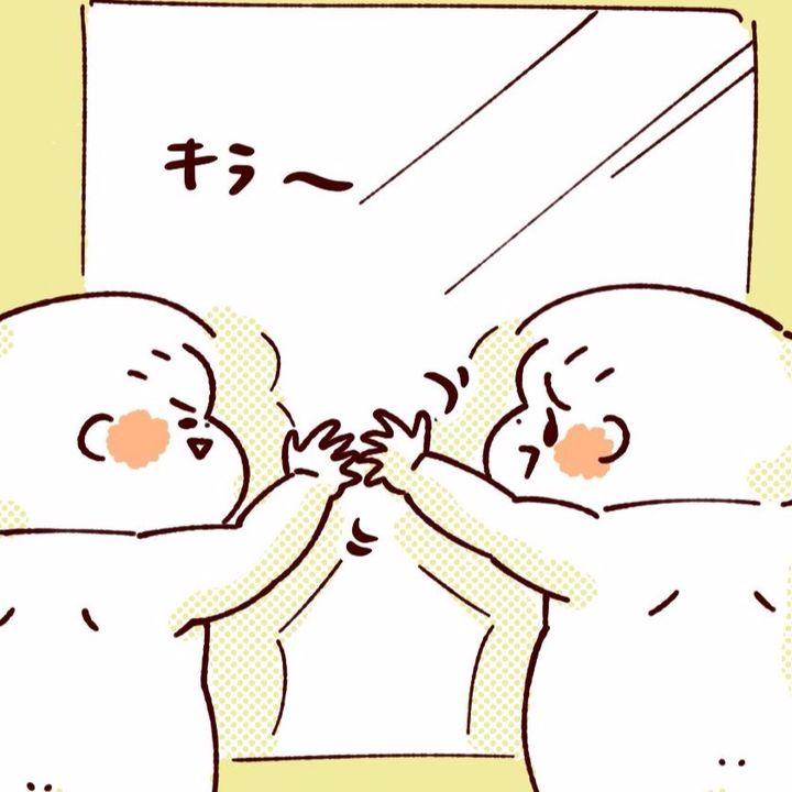 【ふたご育児】第23話 双子のチューチュートレイン