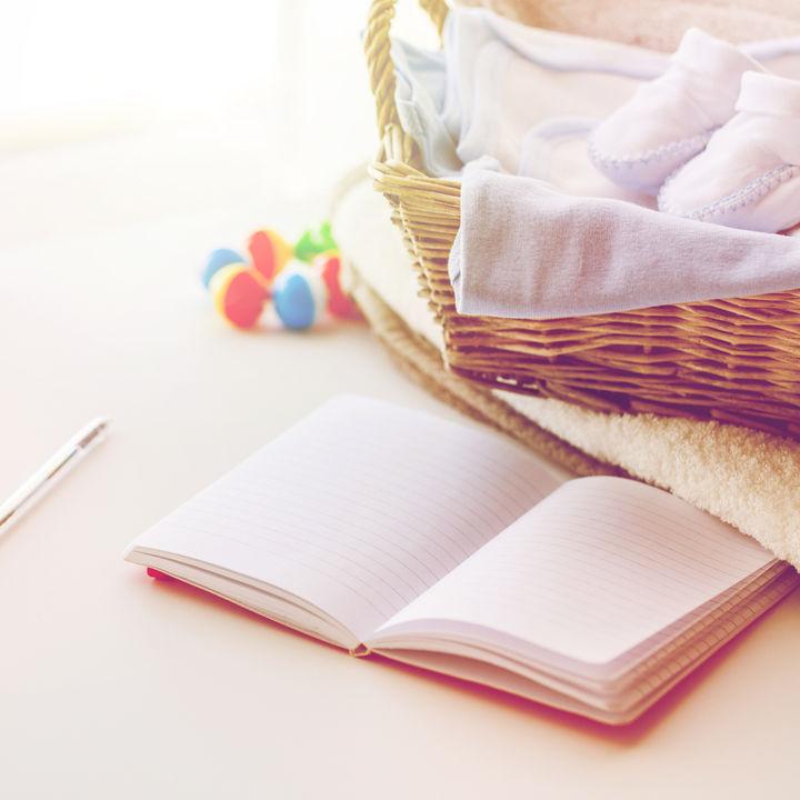 育児日記はいつからいつまで書いていた?日記の種類や書いていた内容