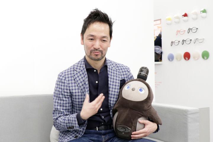 林要氏とLOVOTインタビュー