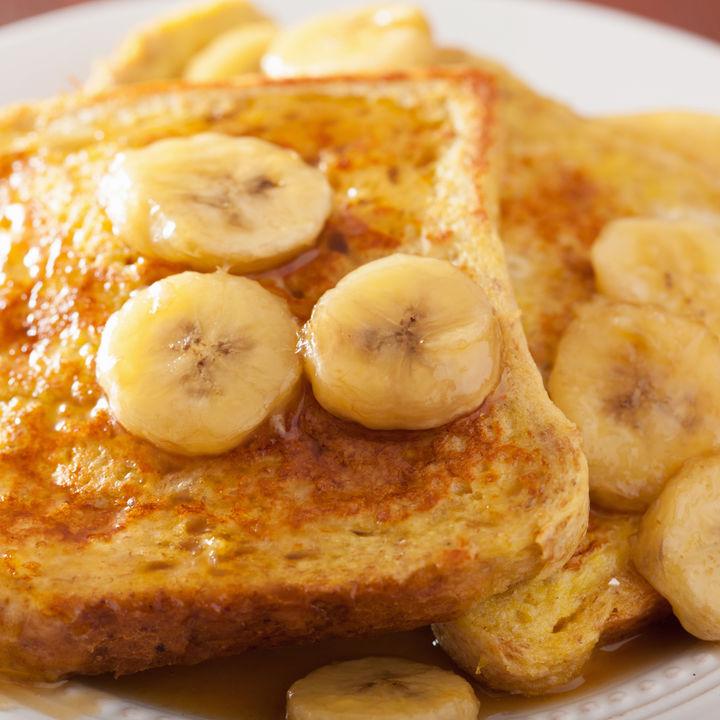 離乳食後期のフレンチトーストのレシピ。作り方のポイントや工夫