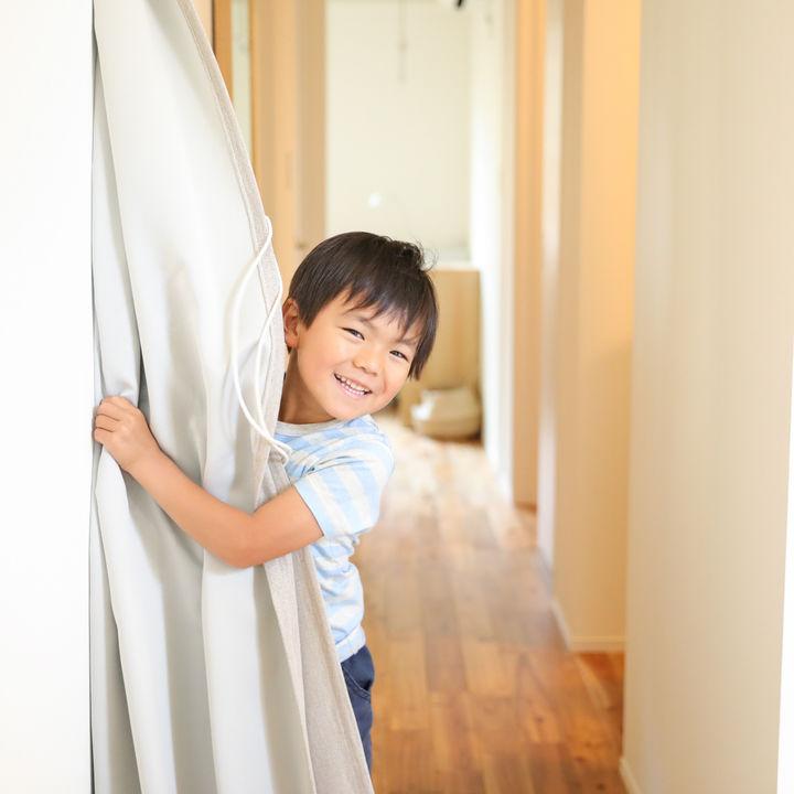 【建築家と叶える理想のマイホーム】家族の笑顔あふれる、風通しのいい家