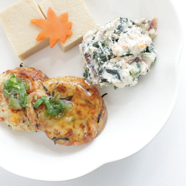 【離乳食完了期】豆腐ハンバーグの簡単な作り方やポイントを紹介