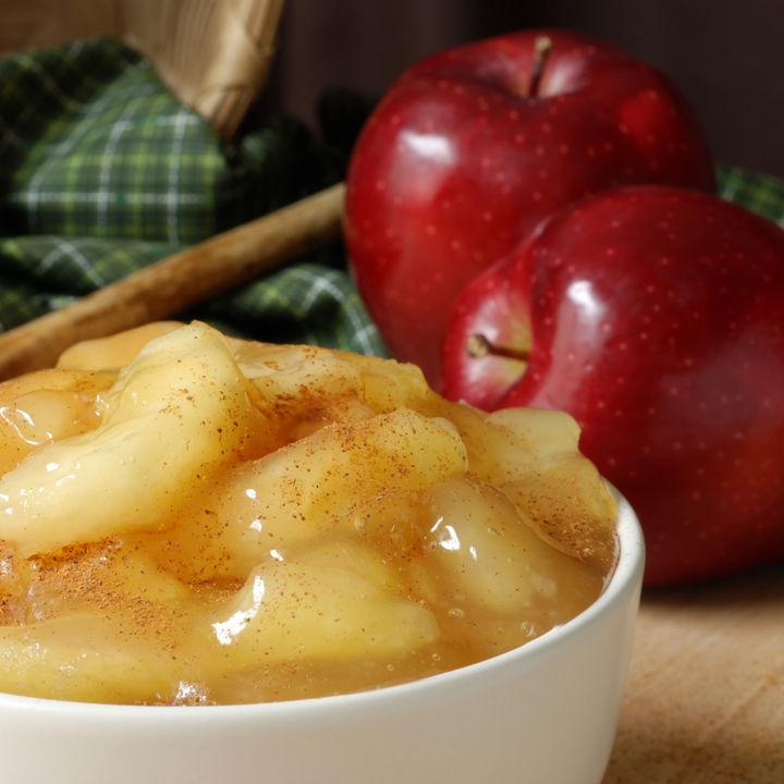 【離乳食後期・完了期】りんごを使ったレシピと保存方法について