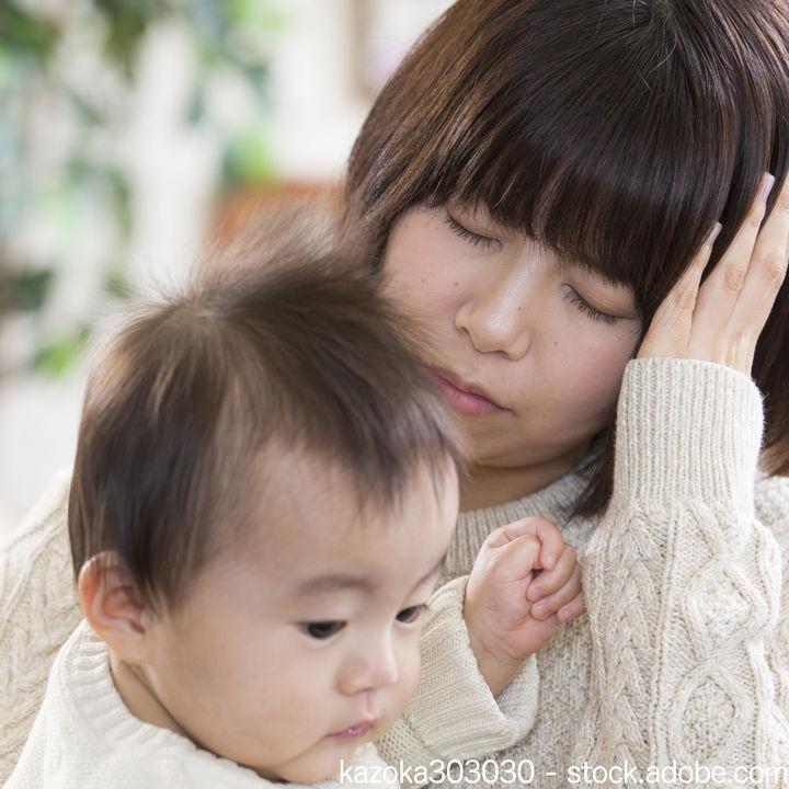 育児ストレスを感じるとき。ママたちに聞いた解消法とは