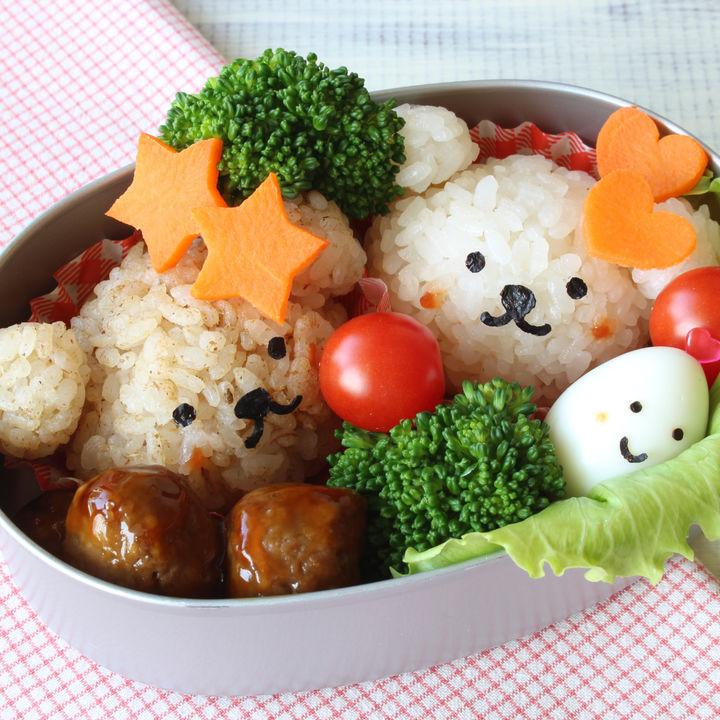 子どものお弁当簡単レシピ。かわいいおかずやおにぎりの作り方