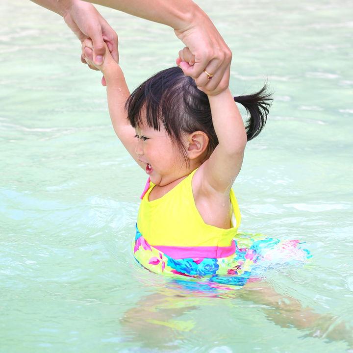 子連れで海水浴。持って行ってよかったグッズや必需品