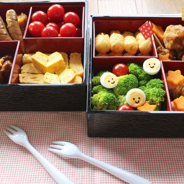 子どもと海水浴で食べるお弁当。海でも食べやすいお弁当作りをしよう