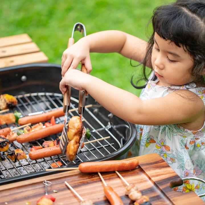 子どもが喜ぶバーベキューメニュー。簡単レシピや準備するもの