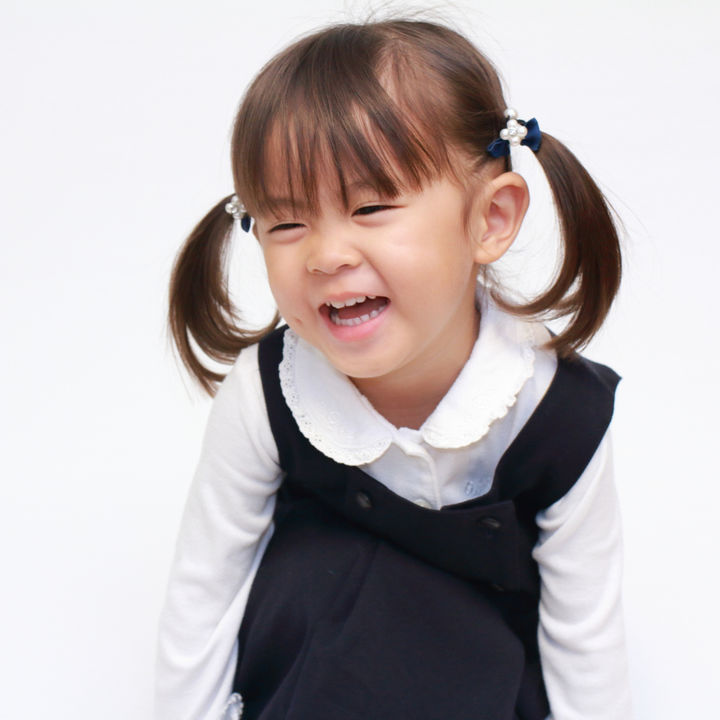 幼稚園の面接の服装。子どもや父親と母親のコーディネート