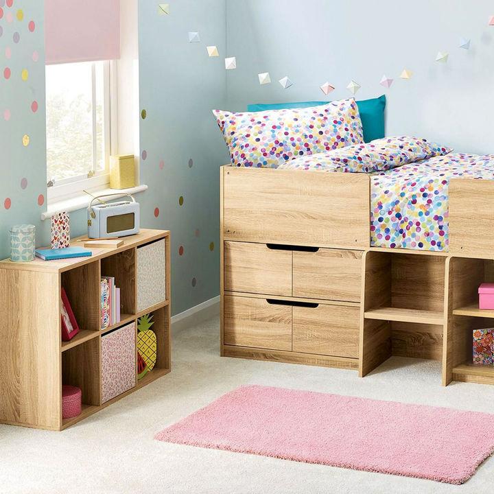 子どもに伝える部屋の片付け方。片付けやすい収納のコツなど