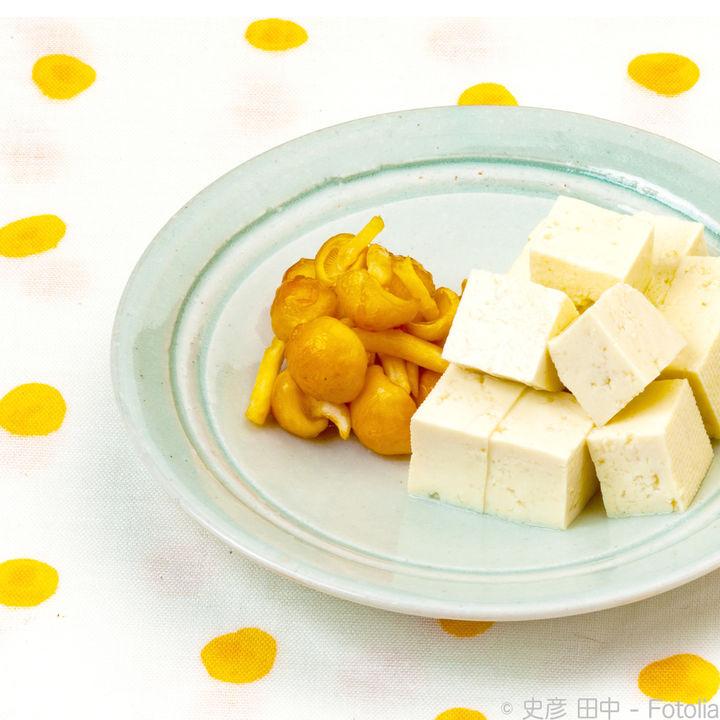 【離乳食後期】なめこを使った簡単アレンジレシピをご紹介!