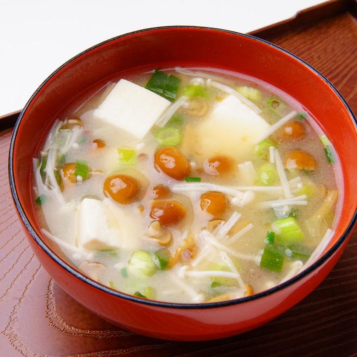 【離乳食完了期】なめこを使った簡単アレンジレシピをご紹介!