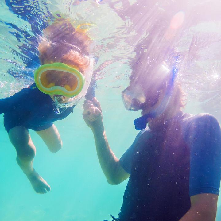 パパと子どもの楽しい夏休み。思い出に残る体験をしよう