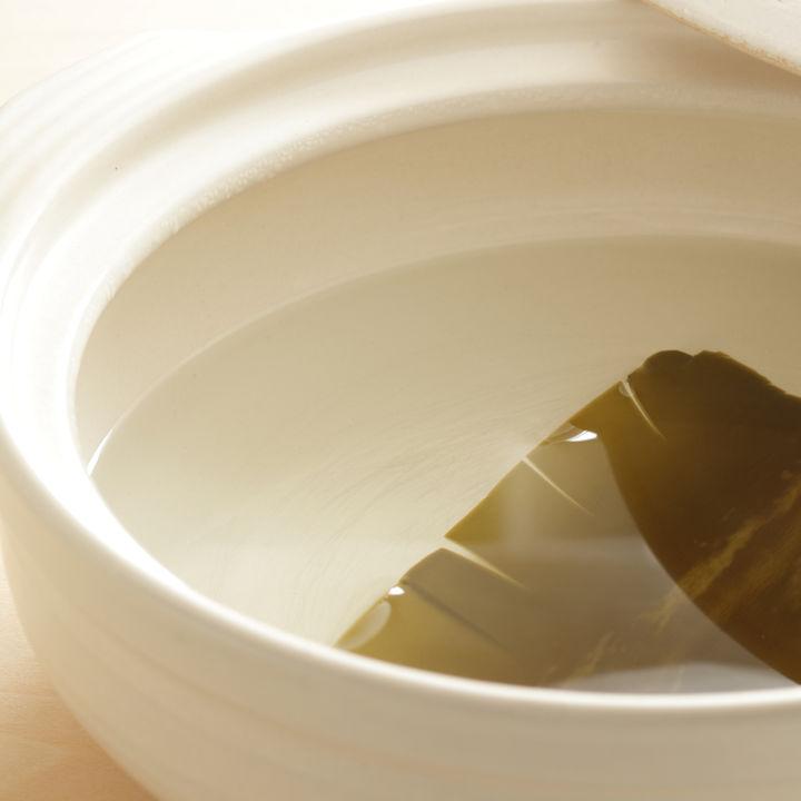 【離乳食中期】赤ちゃんのための昆布だしの取り方レシピ