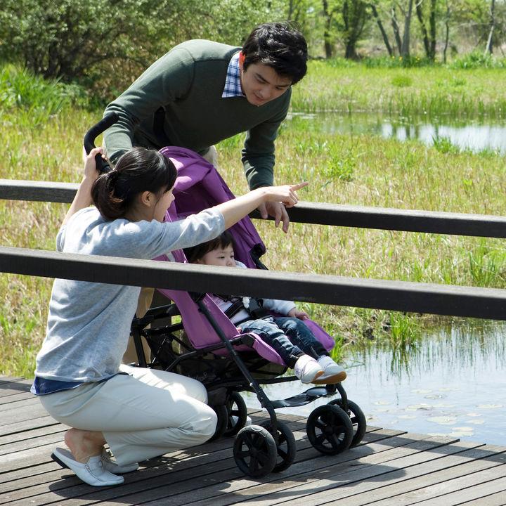 パパママが2人で使うベビーカーの選び方。A型やB型など種類の紹介