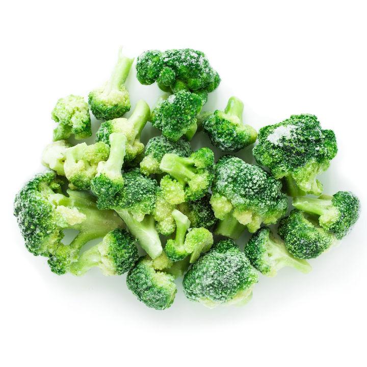 【離乳食初期】ブロッコリーの取り入れ方。下ごしらえや冷凍保存方法