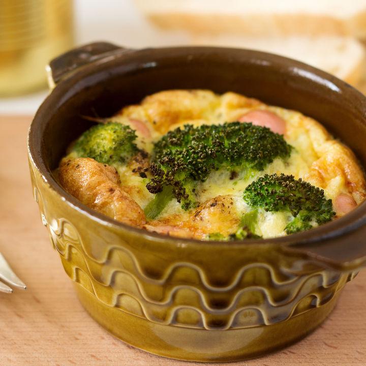 【離乳食後期・完了期】ブロッコリーを使ったレシピ