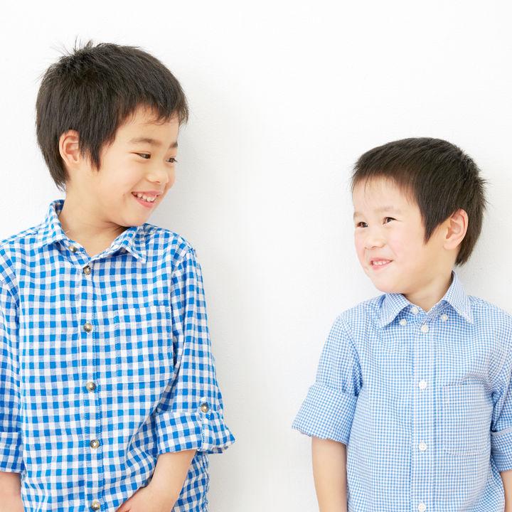 男の子兄弟の育て方について。接し方や叱るときに意識したこと
