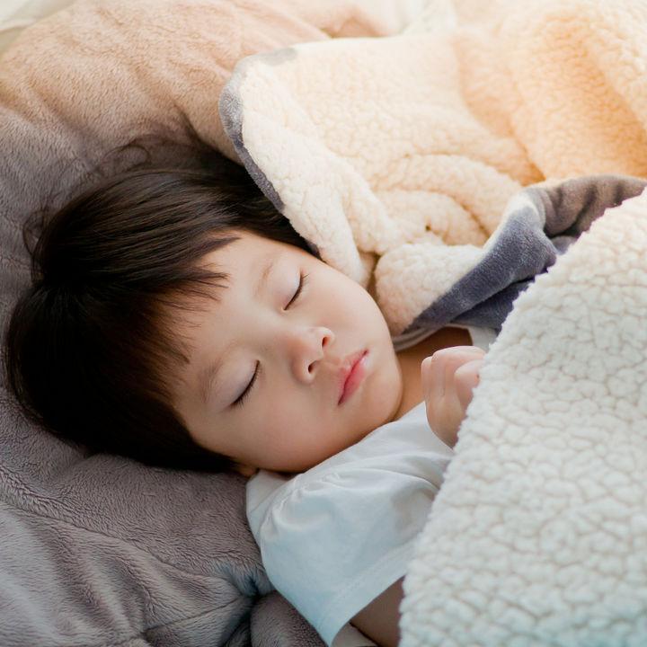 年少の子どもはお昼寝をする?時間帯などお昼寝の工夫