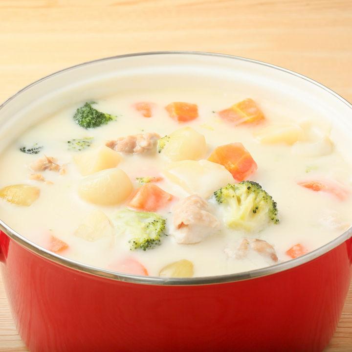 【離乳食後期・完了期】多彩な豆乳メニューを楽しもう!簡単レシピをご紹介