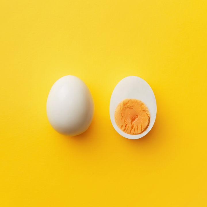 離乳食中期に作るゆで卵のアレンジレシピ。黄身と白身を使ったメニュー