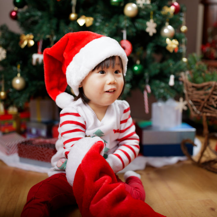 子どものクリスマスパーティーで交換するプレゼントの選び方