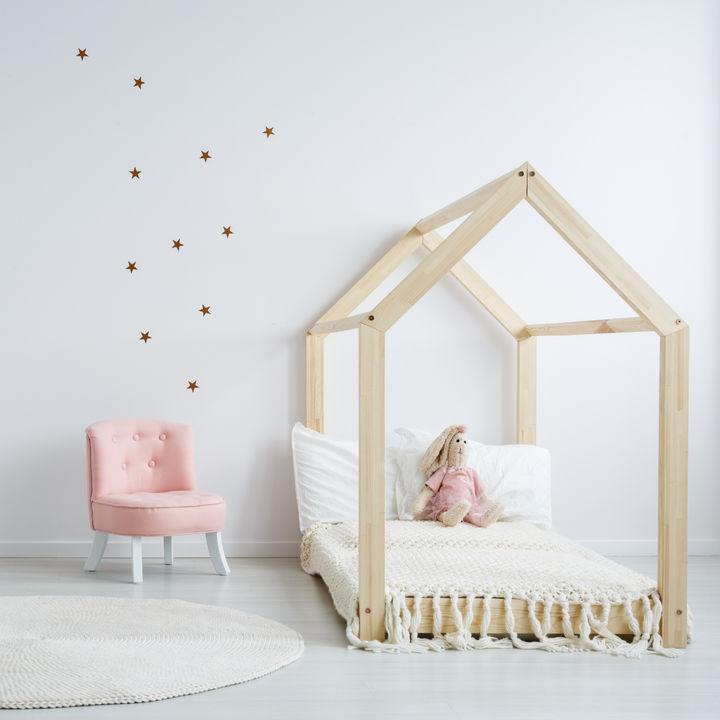 子ども部屋のスペースを確保できるベッドの種類とレイアウト
