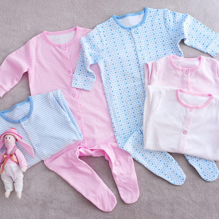 女の子のベビー服について。ママが選んだかわいいベビー服をご紹介