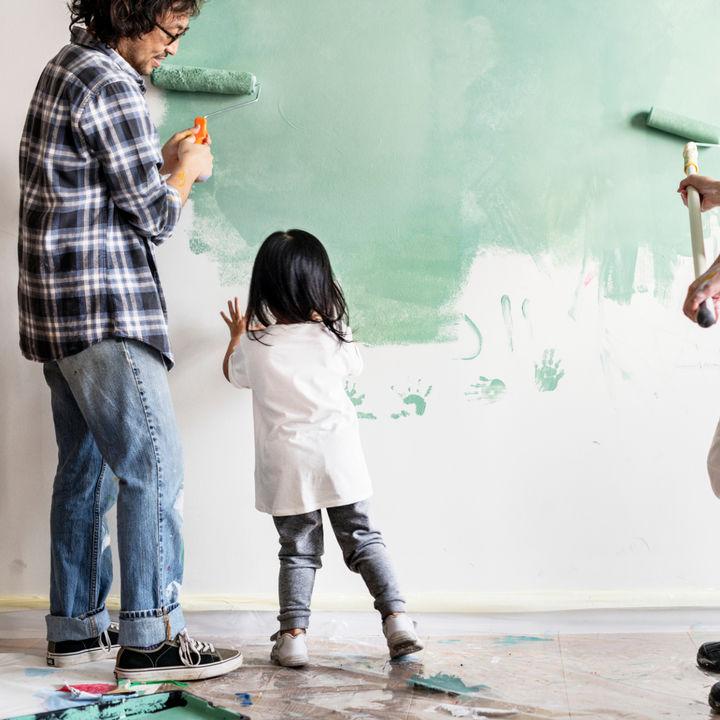 DIYで家族の暮らしをもっと楽しく!100均素材を使った事例など