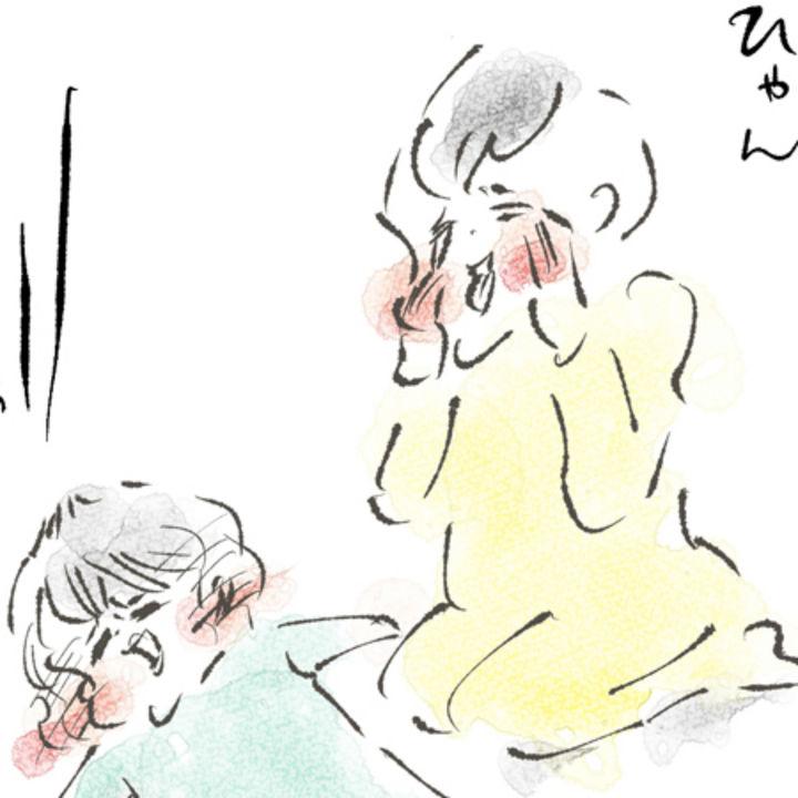 【まめと私】第59回 まめの「育児あるある」体験