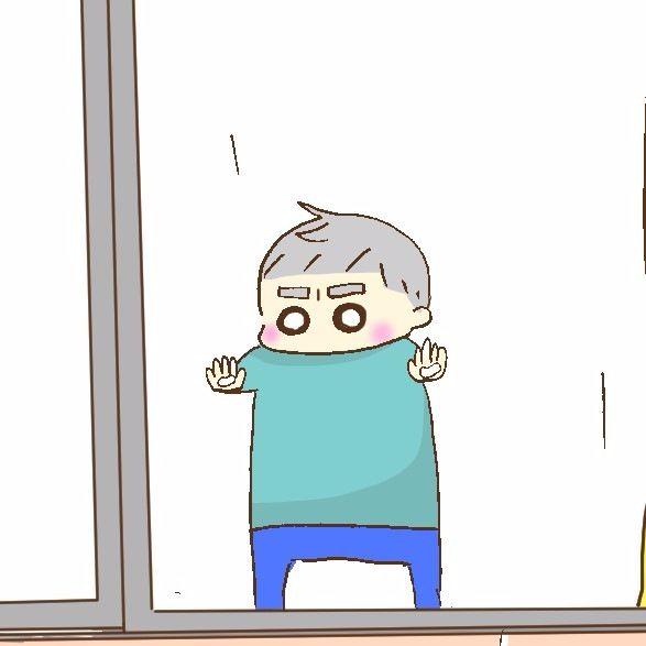 【きりんのびのび絵日記】第24話 ひきこもりの日