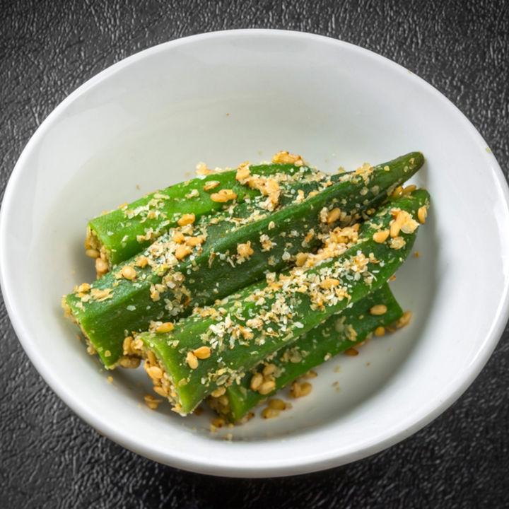 離乳食後期のオクラの食べ方。レシピや注意点をご紹介!