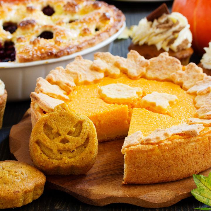 ハロウィンのケーキを手作りしよう!デコレーションの工夫など