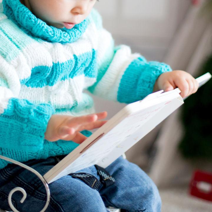 子どもが喜ぶクリスマスの話。選び方や実際に用意した絵本の内容