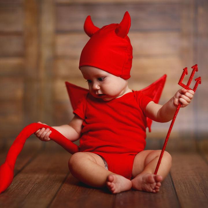 赤ちゃんのハロウィン仮装を用意して楽しもう!100均グッズや手作り方法