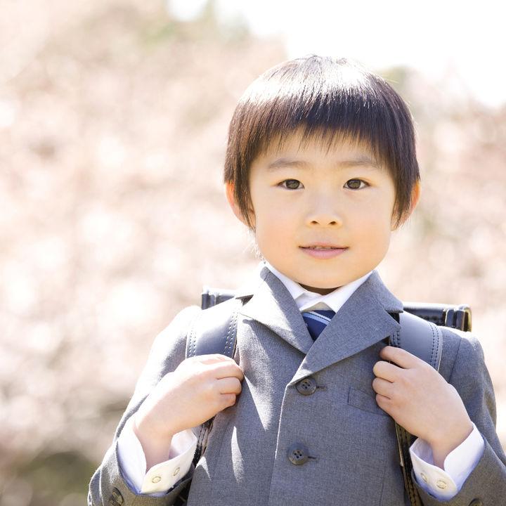 男の子のための入学準備。手作りの袋や筆箱などの準備の仕方
