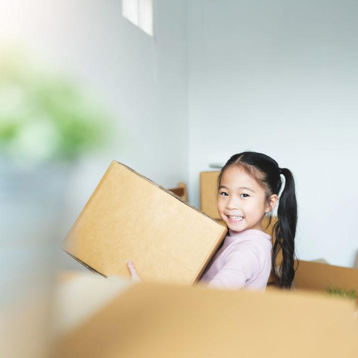 3月や4月の引っ越しに向けて。引っ越し準備や家族の動きは?
