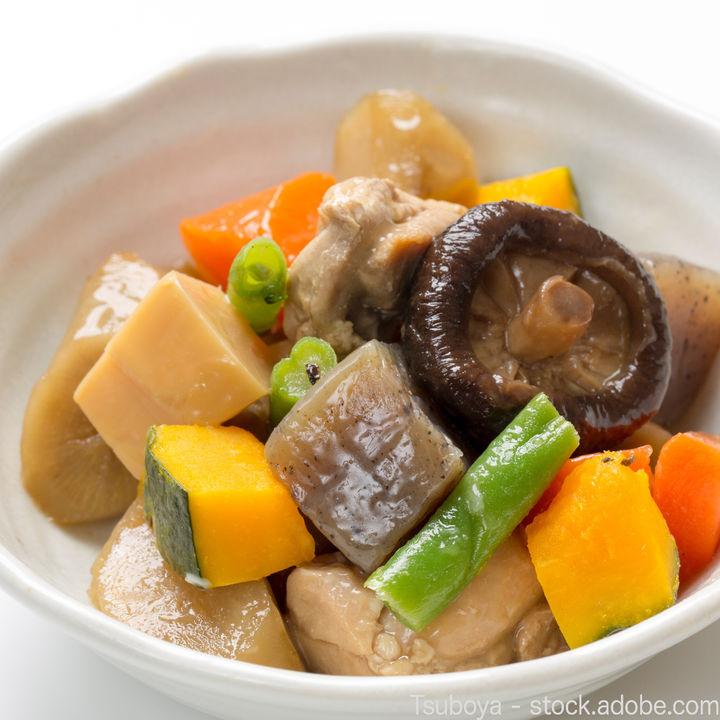 幼児食に筑前煮をつくるとき。作り方のコツや人気のレシピ