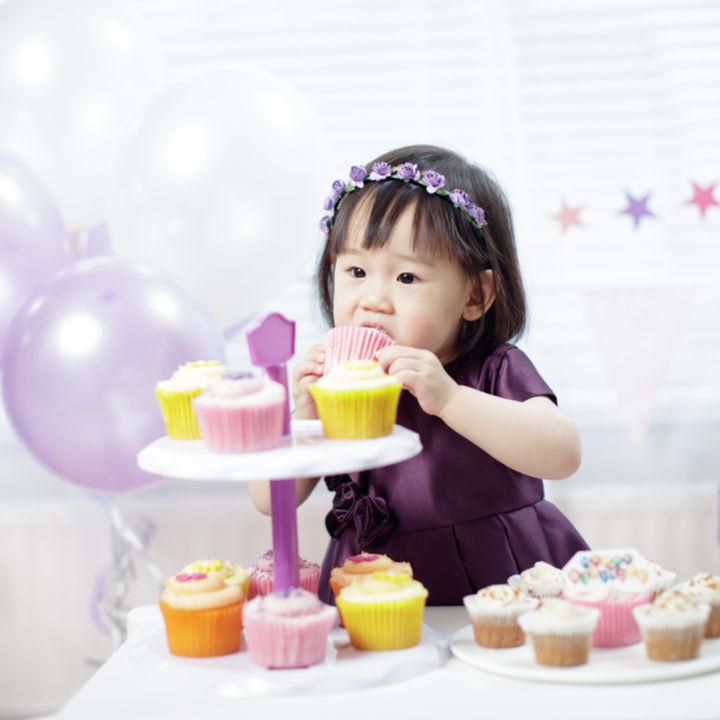 幼児にケーキはいつから?ママたちの手作りケーキレシピなど