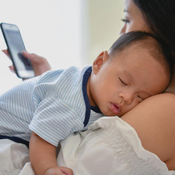 子育ての相談はどのようにしている?電話やメールを使う相談