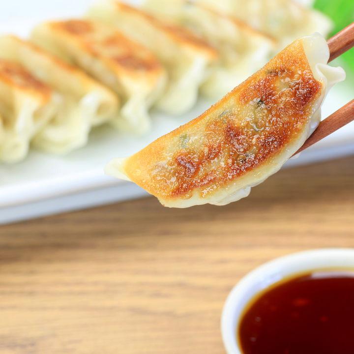 幼児食に焼き餃子を作ってみよう!基本の作り方と変わり種レシピ