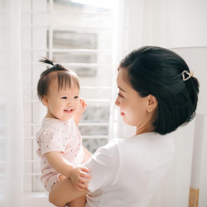 子育て中の髪型はショートが楽?子育て中や産後の髪型のポイント