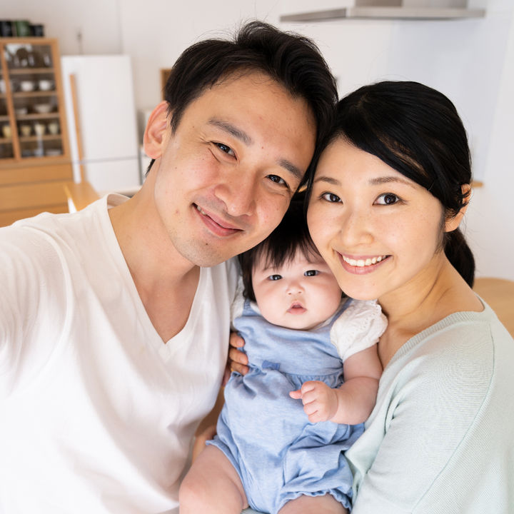 家族写真を撮影しよう!撮り方のコツや撮影スポットなど